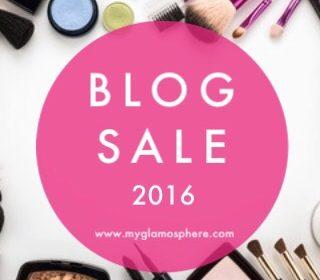 Beauty Event : Blog Sale 2016